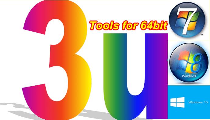 3uTools for 64bit - 3uTools