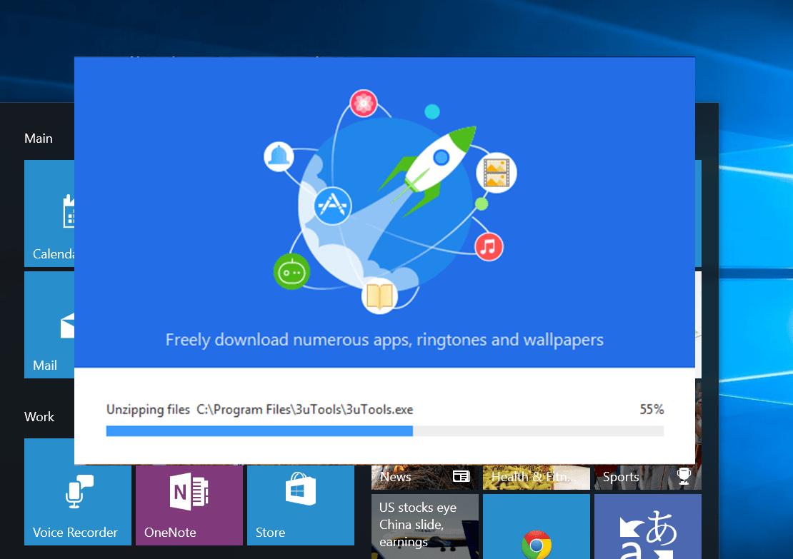 3uTools download for windows 10 64bit