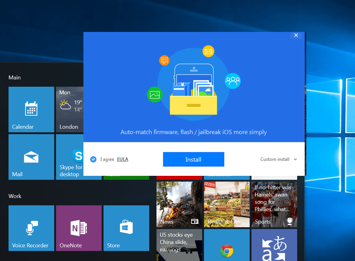 3uTools download for windows 10 64bit