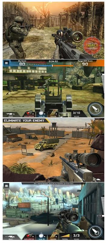 kill shot bravo gameplay