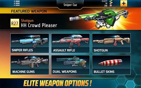 bravo weapons